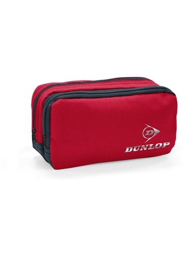 Dunlop Kalem Çantası Kırmızı